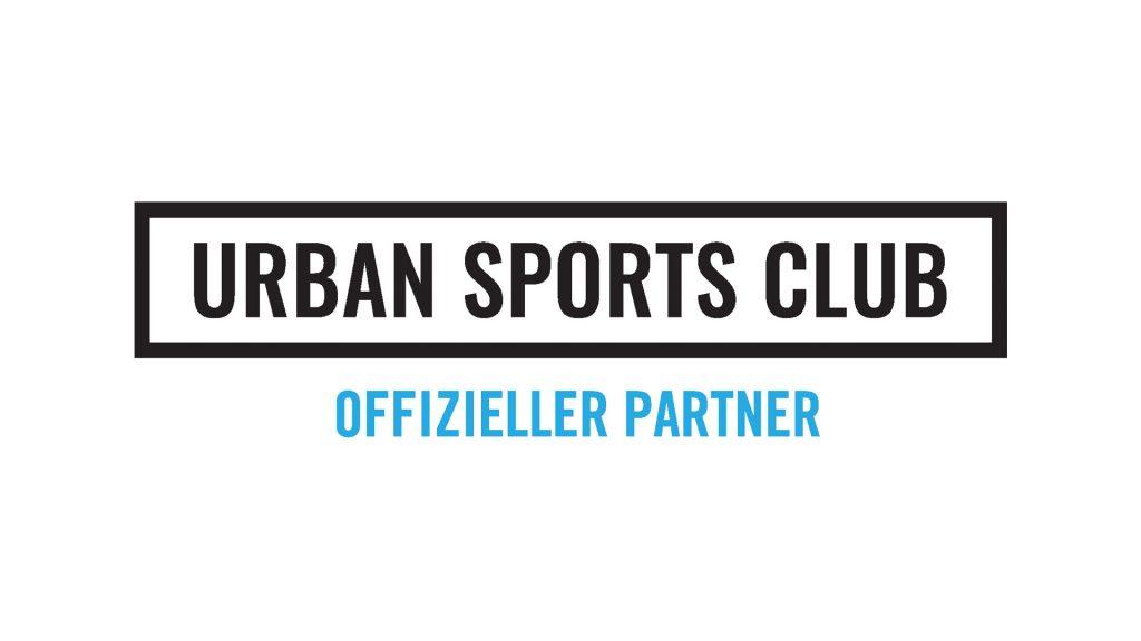 Offizieller Partner des Urban Sports Clubs